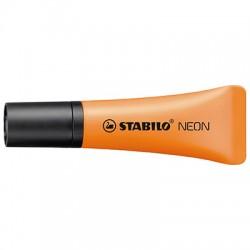 Zakreślacz Stabilo Neon Pomarańczowy 72/54