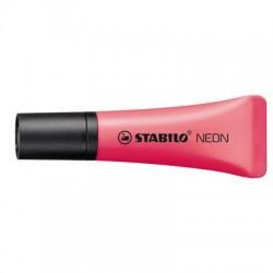 Zakreślacz Stabilo Neon Różowy 72/56