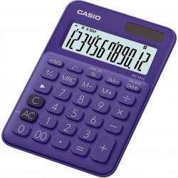 Kalkulator Casio  MS-20UC-PL Śliwkowy