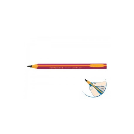Ołówek BIC  Beginners Girl Trójkątny  Jumbo