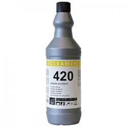 Cleamen Środek 420 Do Udrażniania Rur 1L
