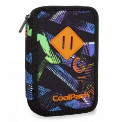 Piórnik CoolPack Jumper Grunge Time B66035