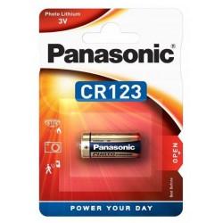 Bateria CR-123 Panasonic