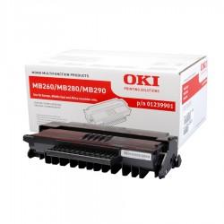 Toner OKI 01239901 Black Oryginal