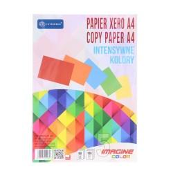 Papier Ksero A-4 Kolor Mix Pastel a100
