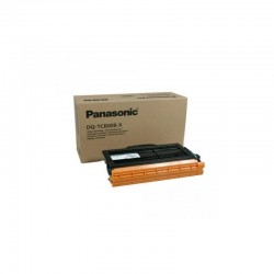 Toner Panasonic DQ-TCB008 Black Oryginal