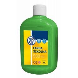 Farba Plakatowa Astra 500 ml. Zielona Jasna