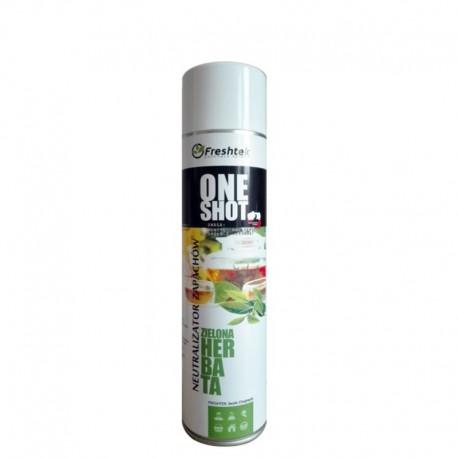 Neutralizator Nieprzyjemnych Zapachów One Shot Zielona Herbata 600ml