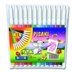 Flamastry Kamet 12 Kolorów